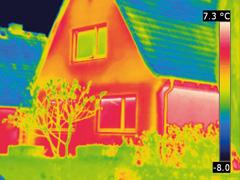 Thermografische Aufnahme 1