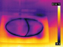 Thermografie Aufnahme 1